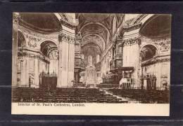 """34704   Regno  Unito,     London  -  Interior  Of  St.  Paul""""s  Cathedral,  NV - St. Paul's Cathedral"""