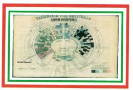 [DC1500] CARTOLINEA - 150 ANNI DELL´UNITA´ D´ITALIA - PRIMO PARLAMENTO NAZIONALE DI TORINO 1858 - Eventos