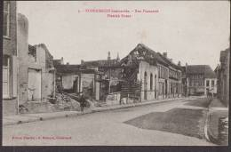 POPERINGHE Poperinge. Bombardée Rue Flamande Street. Edit. Flandria Biebuyck Hazebrouck - Poperinge