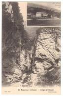 Cpa Du-04-de Beauvezer à CHASSE -Gorges De Chasse  ( HÔTEL ALP) - France
