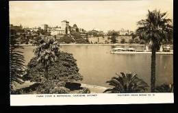 AUSTRALIE SYDNEY / Farm Cove And Botanical Gardens / CARTE PHOTO - Sydney