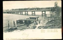 AUSTRALIE SYDNEY / Iron Cove Bridge / - Sydney