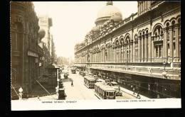 AUSTRALIE SYDNEY / George Street / CARTE PHOTO - Sydney