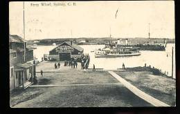 AUSTRALIE SYDNEY / Ferry Wharf / - Sydney