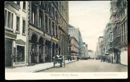 AUSTRALIE SYDNEY / Clarence Street / - Sydney