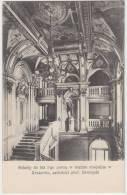 16599g CRACOVIE - Escalier - Théâtre - Pologne