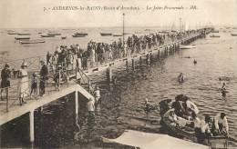 33 ANDERNOS LES BAINS - La Jetée Promenade - Andernos-les-Bains