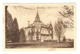 CPA :Sart Lez Spa  - Jalhay - Château Detrooz - Jalhay