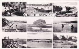 NORTH BERWICK MULTI VIEW - Berwickshire