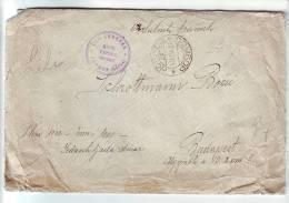 Yugoslavia,17.VI.1925 Sombor,Money Letter To Budapest - 1919-1929 Königreich Der Serben, Kroaten & Slowenen