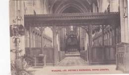 WOKING - ST PETERS MEMORIAL HOME CHAPEL - Surrey