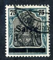 1927 )  SAAR 1920  Mi.#15 I PF/ A  Used - Saargebiet