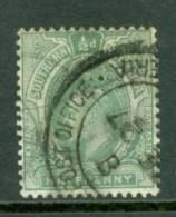 Southern Nigeria: 1907/11   Edward     SG33     ½d      Used - Nigeria (...-1960)