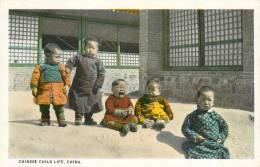 Réf : A -13- 946 : Chinese Child Life China - Chine