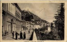 Cassino: Corso Vittorio Emanuele - Italia