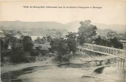 Réf : A -13- 957 : Chine Village De Hong-Hin Frontière Française à Monçay - Chine