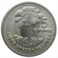 Guatemala 5 Centavos 1994 KM 276.4 Unc - Guatemala