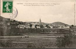 43....HAUTE LOIRE....LANTRIAC........VUE GENERALE..... EC R IT E ..‹(•¿• )› - Andere Gemeenten