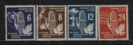 DDR  Esat Germany MNH SC  71-74 Value $  17.50 - Ungebraucht