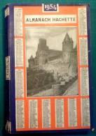 Almanach Hachette 1954 - Livres, BD, Revues