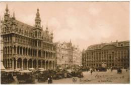 Bruxelles, Brussel, La Grand Place, Markt, Marché (pk6667) - Marchés