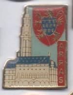 Ville D' Arras , Blason , église - Villes