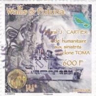 Le Batralmagnifique Cachet  Rond  (690) - Wallis E Futuna