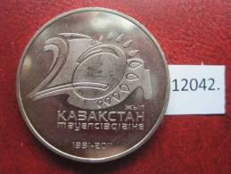 Kazajistan , 50 Tenge , 2011 , Kazajstan , Kazayistan - Kazajstán