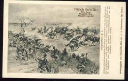 OFFIZIELE KARTE FÜR : ROTES KREUZ - RED CROSS - No. 4    LWOW  - LEMBERG - ARMY - Rotes Kreuz