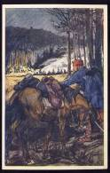 OFFIZIELE KARTE FÜR : ROTES KREUZ - RED CROSS -    NR. 268 - Rotes Kreuz