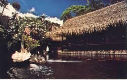 Honolulu, Hawaii - THE WILLOWS - Hawaii's Famous Garden Restaurant Beside A Sparkling Natural Pool, .... - Hotels & Restaurants