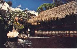 Honolulu, Hawaii - THE WILLOWS - Hawaii's Famous Garden Restaurant Beside A Sparkling Natural Pool, .... - Honolulu