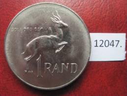 Sudafrica  1  Rand  1977 - Sudáfrica