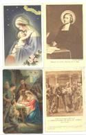 RELIGION - Lot De 8  Cartes Postales - Images Pieuses (hon) 1 - Christendom