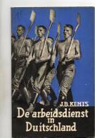 Revue Propagande De Arbeidsdienst In Duitschland  1942 - 1939-45