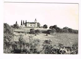 CHATRES ( Dordogne )  L'Église - France