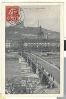 Pseudo Entier Semeuse : Lyon - Pont De La Guillotière - !!! Coin Corné - Simili - Entiers Postaux