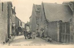 14 LANGRUNE VIEILLES MAISONS NORMANDES - Autres Communes