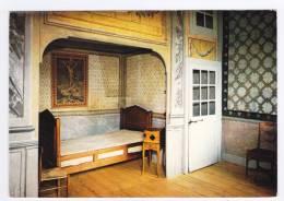 (RECTO / VERSO) CHAMBERY - LES CHARMETTES - MAISON CAMPAGNARDE DE Mme DE WARENS ET J.J. ROUSSEAU - LA CHAMBRE - Chambery