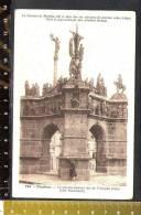 D2171 746 - Pleyben - Le Calvaire Formant Arc De Triomphe ( 1650 ) - Cote Nord Ouest / Le Doaré, Phot - Chateaulin - Monumenti
