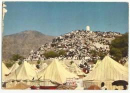 Saudi Arabia  PostCard  Picture  Mountain Of Blessings In  Arafat - Saoedi-Arabië