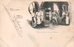 51 - CPA Pionnière Verzenay - Pesage (vignerons) - France