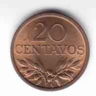 @Y@   Portugal  20 Centavos  1970   UNC      (C193) - Portugal