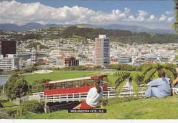 NEW ZEALAND - AK 104542 Wellington City - Nuova Zelanda