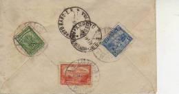 ECUADOR  AÑO 1945  CARTA CIRCULADA    OHL - Equateur
