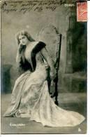 Gilda D'ARTY (DARTY Ou DARTHY) - Comédienne - Odéon - Photographe Non Indiqué - Théâtre