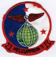 PATCH ECUSSON HELSUPPRON 3 - Aviation