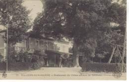 VILLIERS SUR MARNE -94- RESTAURANT DU CHENE AU BOIS DE GAUMONT - Villiers Sur Marne