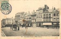 59 AVESNES PLACES D'ARMES - Avesnes Sur Helpe