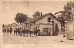 TROYES - Entrée De La Caserne Songis - Troyes